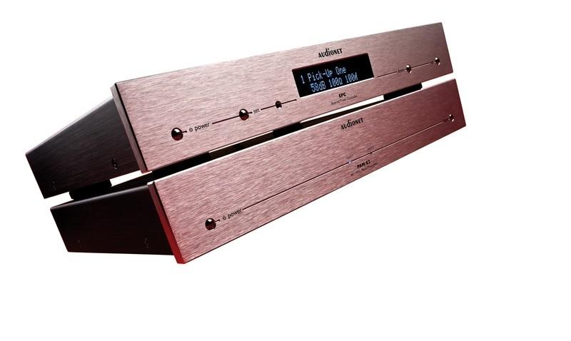Phono Vorstufen Audionet PAM G2, Audionet EPC im Test , Bild 1
