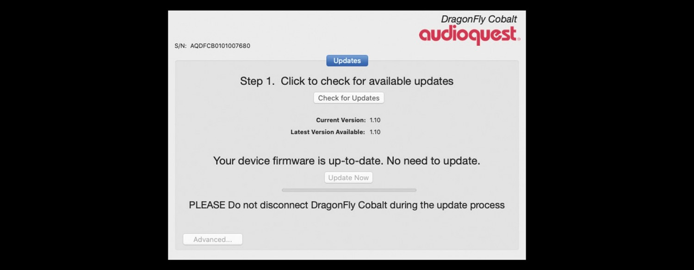Kopfhörerverstärker Audioquest Dragonfly Cobalt im Test, Bild 5