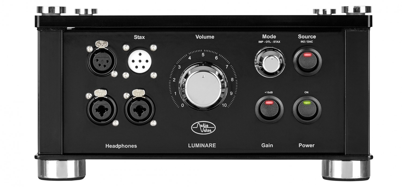 Kopfhörerverstärker AudioValve Luminare im Test, Bild 2