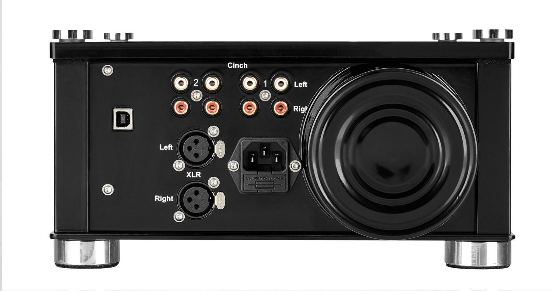 Kopfhörerverstärker AudioValve Luminare im Test, Bild 3
