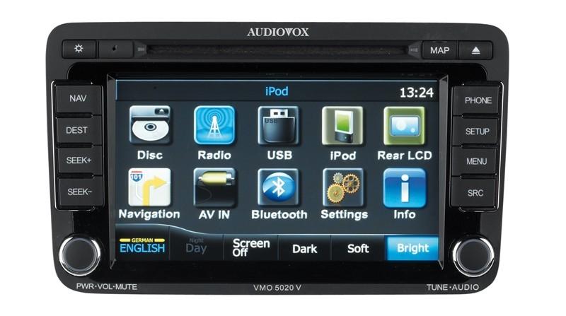 Naviceiver Audiovox VMO 5020 V im Test, Bild 1