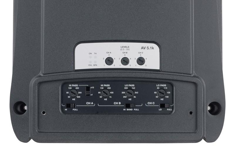 Car HiFi Endstufe Multikanal Audison Voce AV 5.1k im Test, Bild 7