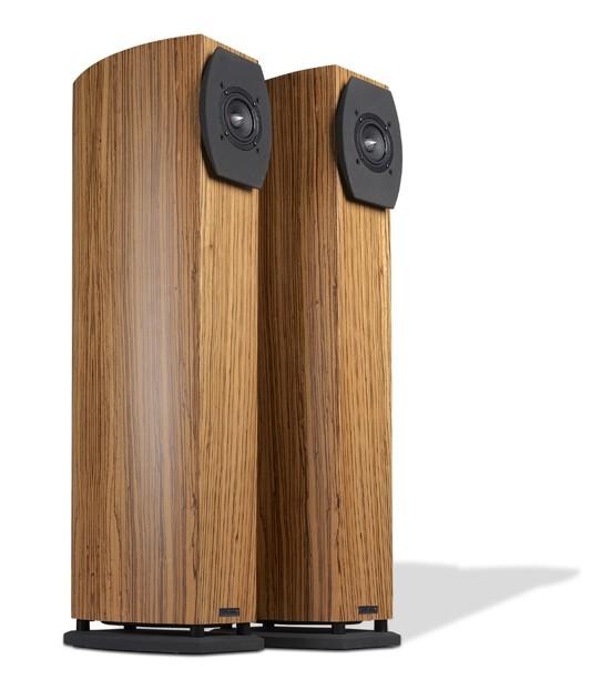Lautsprecher Stereo Audium Comp 5 Active im Test, Bild 1