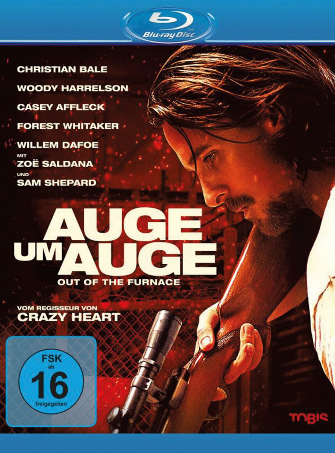 Blu-ray Film Auge um Auge – Out of the Furnace (Tobis) im Test, Bild 1