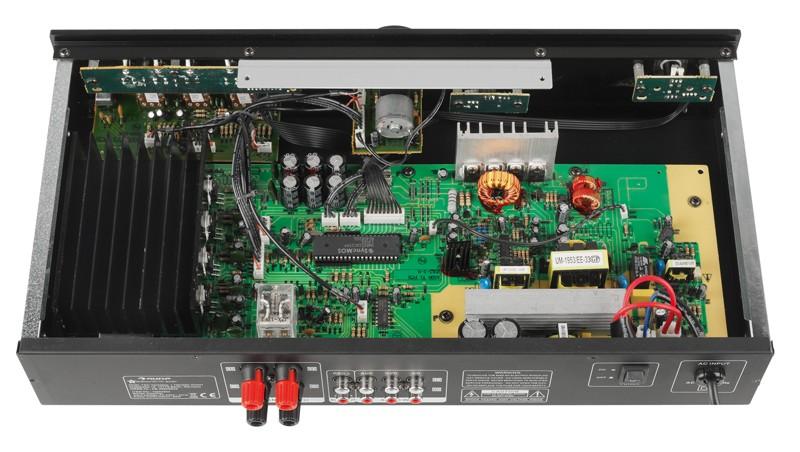 CD-Player Auna AV2-CD509, Auna AV2-CD508 im Test , Bild 3