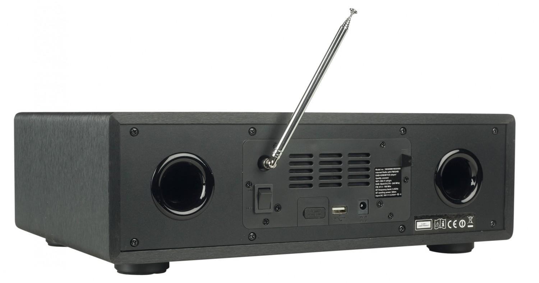 DAB+ Radio Auna Connect CD im Test, Bild 2