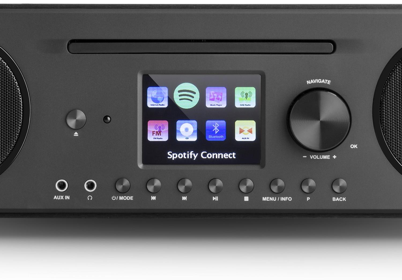 DAB+ Radio Auna Connect CD im Test, Bild 4