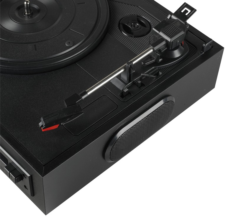 Plattenspieler USB Auna TTS-T33 im Test, Bild 3