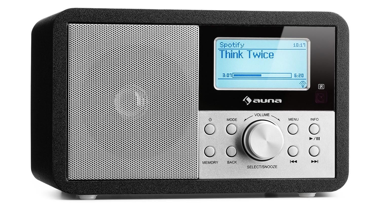 DAB+ Radio Auna Worldwide Mini im Test, Bild 2