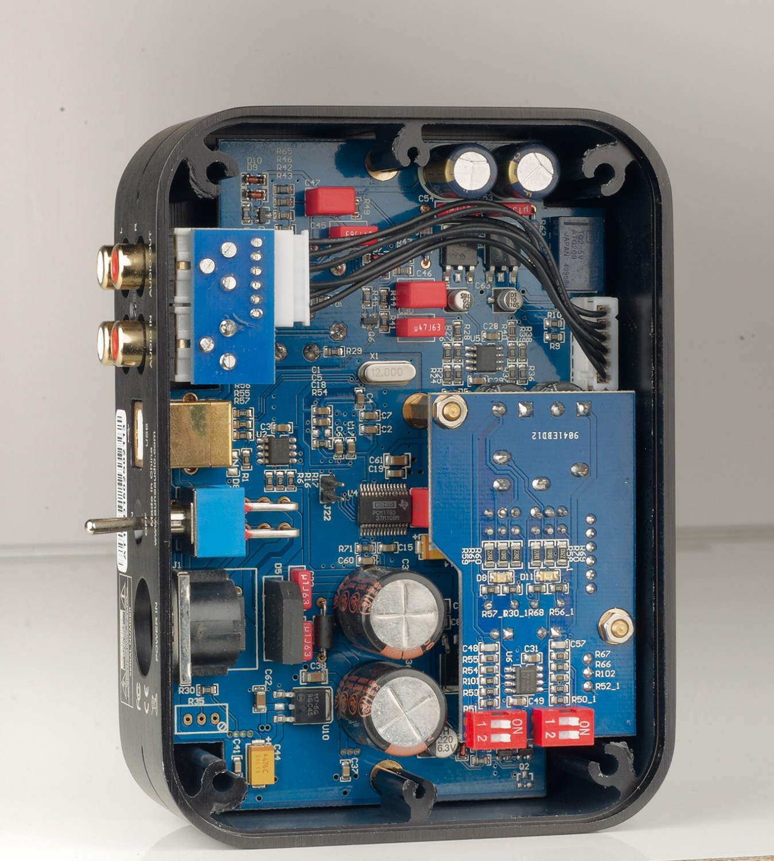 Kopfhörerverstärker Aune T1 Mk2 im Test, Bild 4