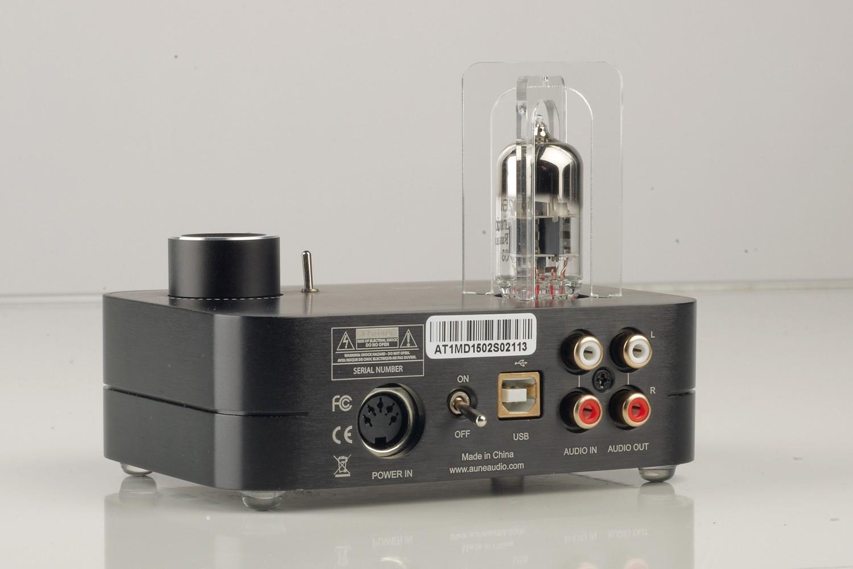 Kopfhörerverstärker Aune T1 Mk2 im Test, Bild 6