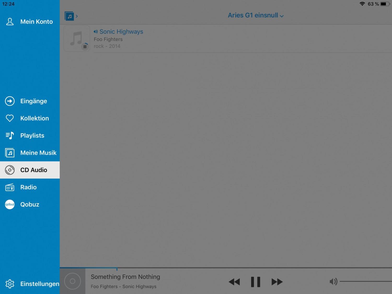 Zubehör HiFi Auralic Lightning OS Version 7.1 im Test, Bild 3