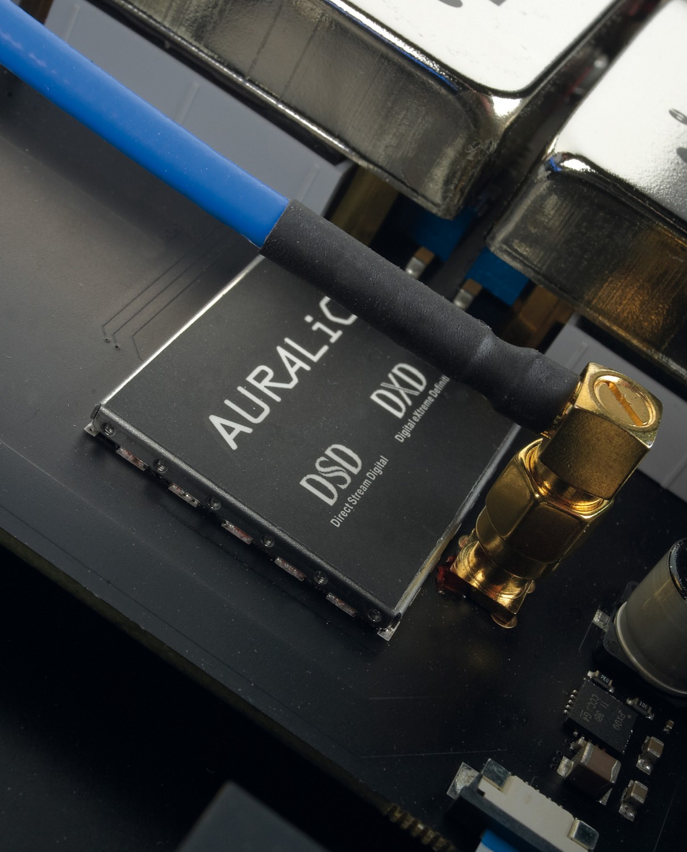 D/A-Wandler Auralic Vega G2 im Test, Bild 4