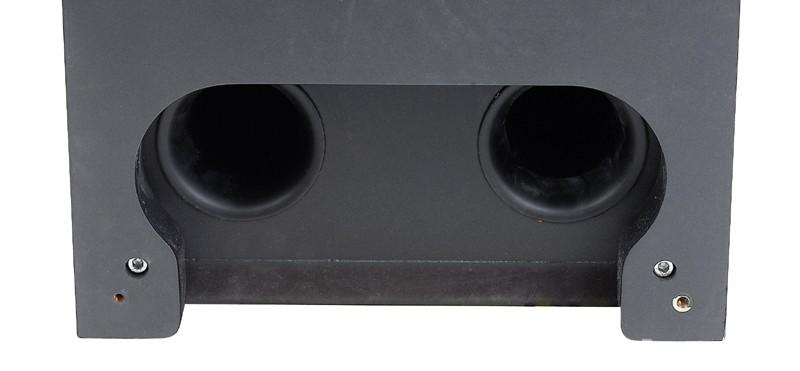 Lautsprecher Stereo Aurum Vulkan VII im Test, Bild 4