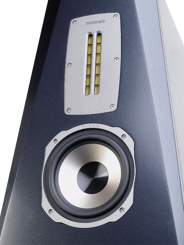 Lautsprecher Stereo Aurum Vulkan VII im Test, Bild 6
