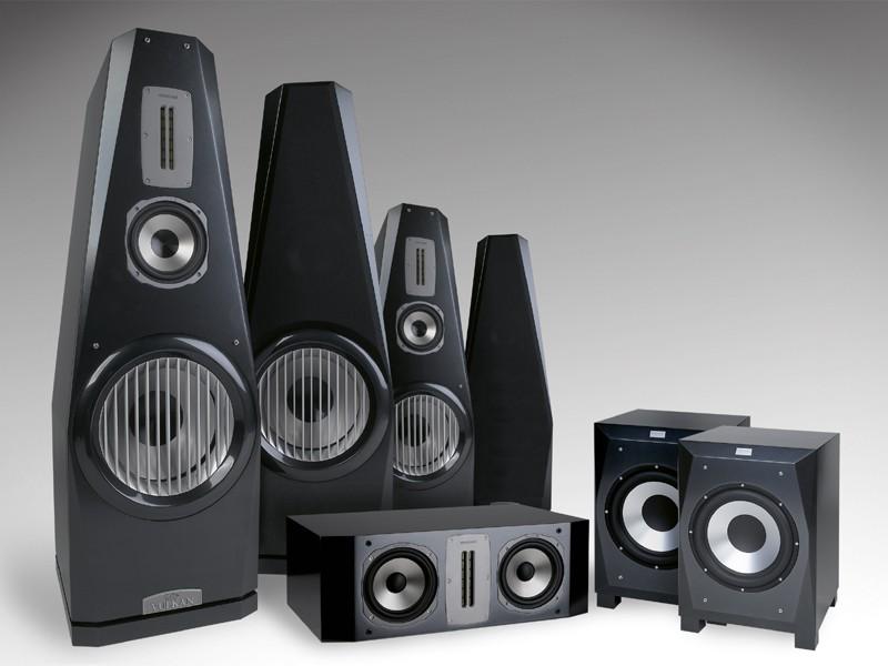 Lautsprecher Surround Aurum Vulkan/Montan 5.2 im Test, Bild 5