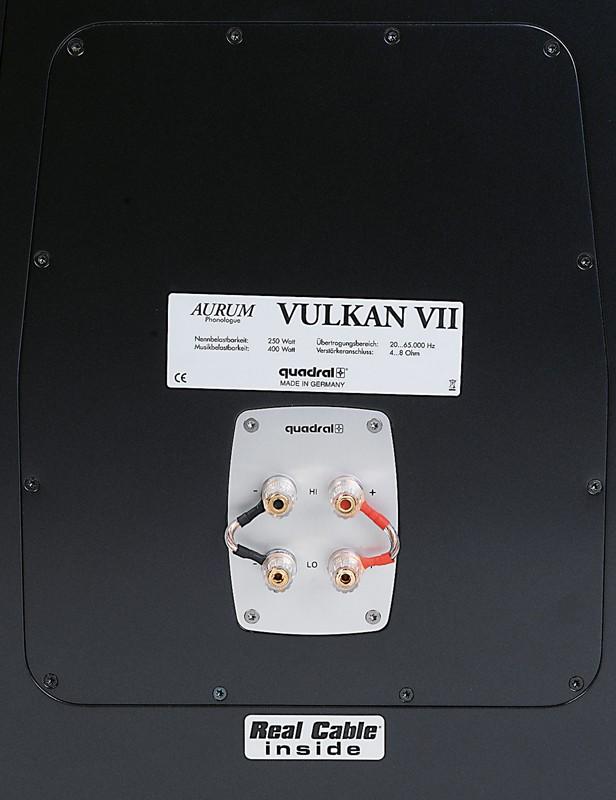 Lautsprecher Surround Aurum Vulkan/Montan 5.2 im Test, Bild 7