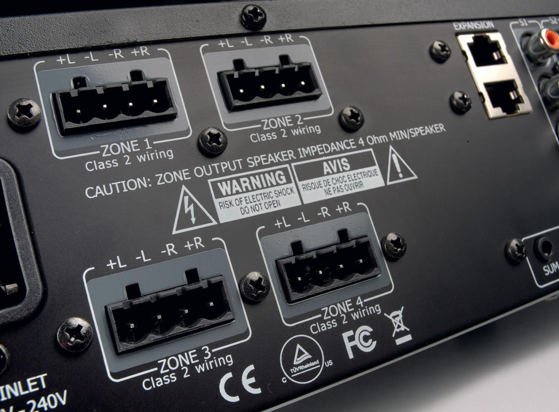 Musikserver Autonomic Mirage MMS-5A, Autonomic M-400 im Test , Bild 3