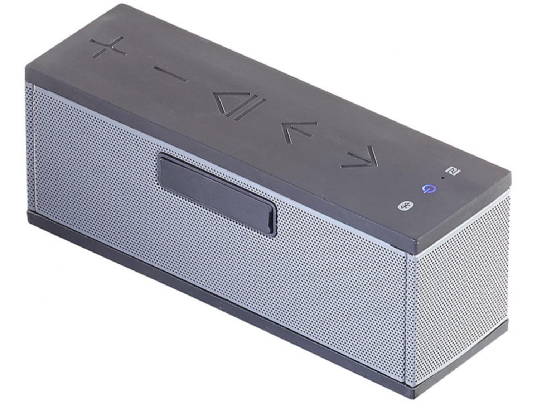 Bluetooth-Lautsprecher Auvisio Bluetooth-Lautsprecher ZX-1595 im Test, Bild 2