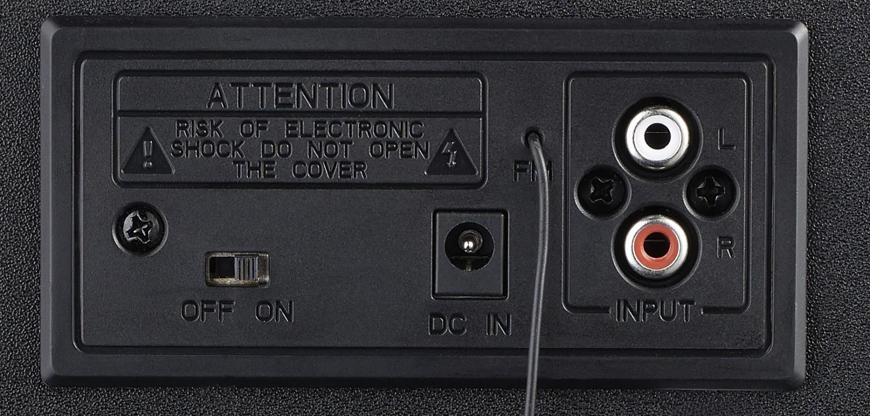 Bluetooth-Lautsprecher Auvisio MSX-250.bt im Test, Bild 3