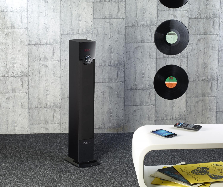 Bluetooth-Lautsprecher Auvisio MSX-250.bt im Test, Bild 1
