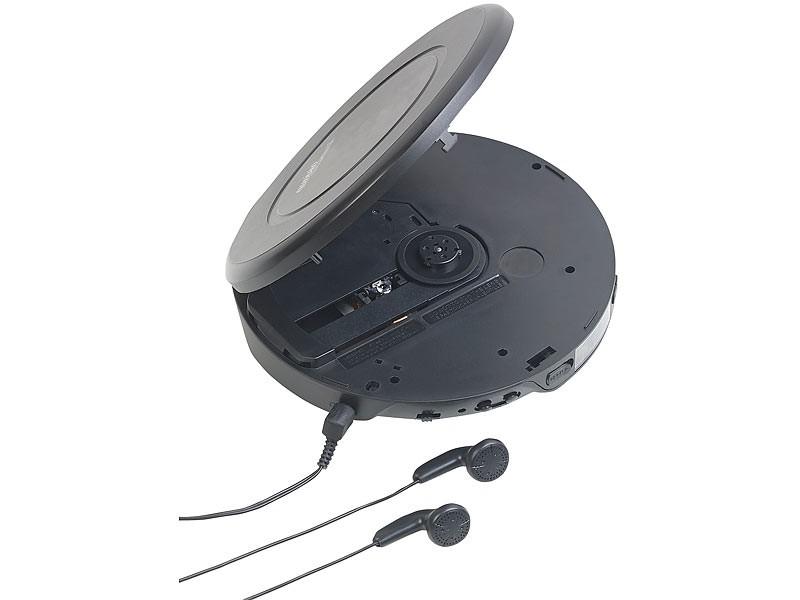 CD-Player Auvisio Tragbarer CD-Player ZX-1805-675 im Test, Bild 2