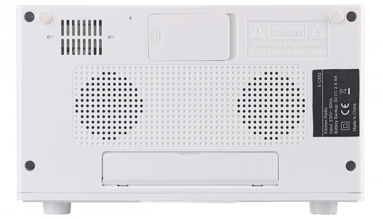 Radios Auvisio Unterbau Küchenradio im Test, Bild 4