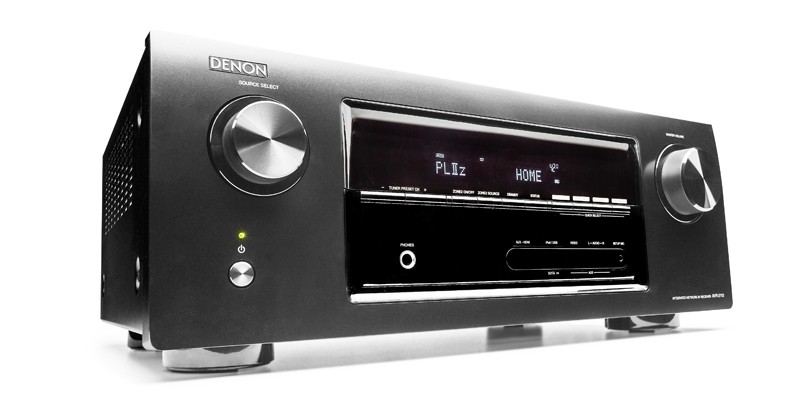test av receiver denon avr 2113 sehr gut seite 2. Black Bedroom Furniture Sets. Home Design Ideas
