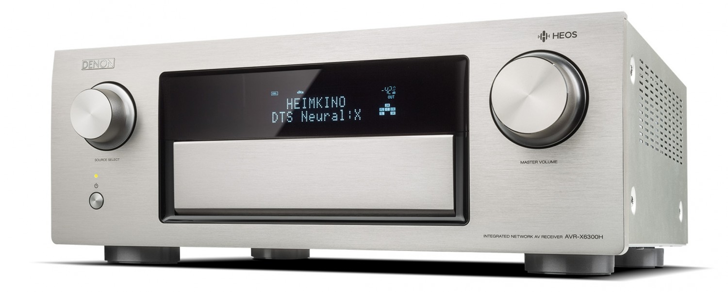 test av receiver denon avr x6300h sehr gut seite 2. Black Bedroom Furniture Sets. Home Design Ideas