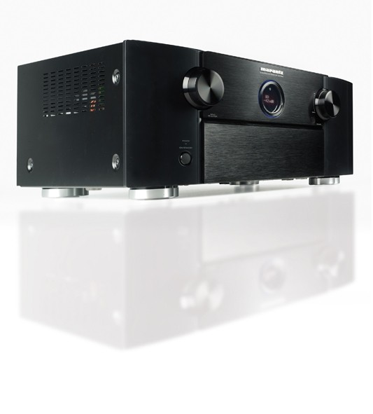test av receiver marantz sr7005 sehr gut seite 2. Black Bedroom Furniture Sets. Home Design Ideas