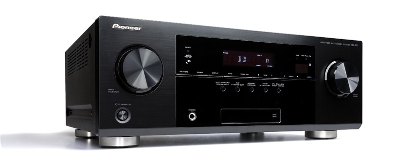 AV-Receiver Pioneer VSX-821 im Test, Bild 1
