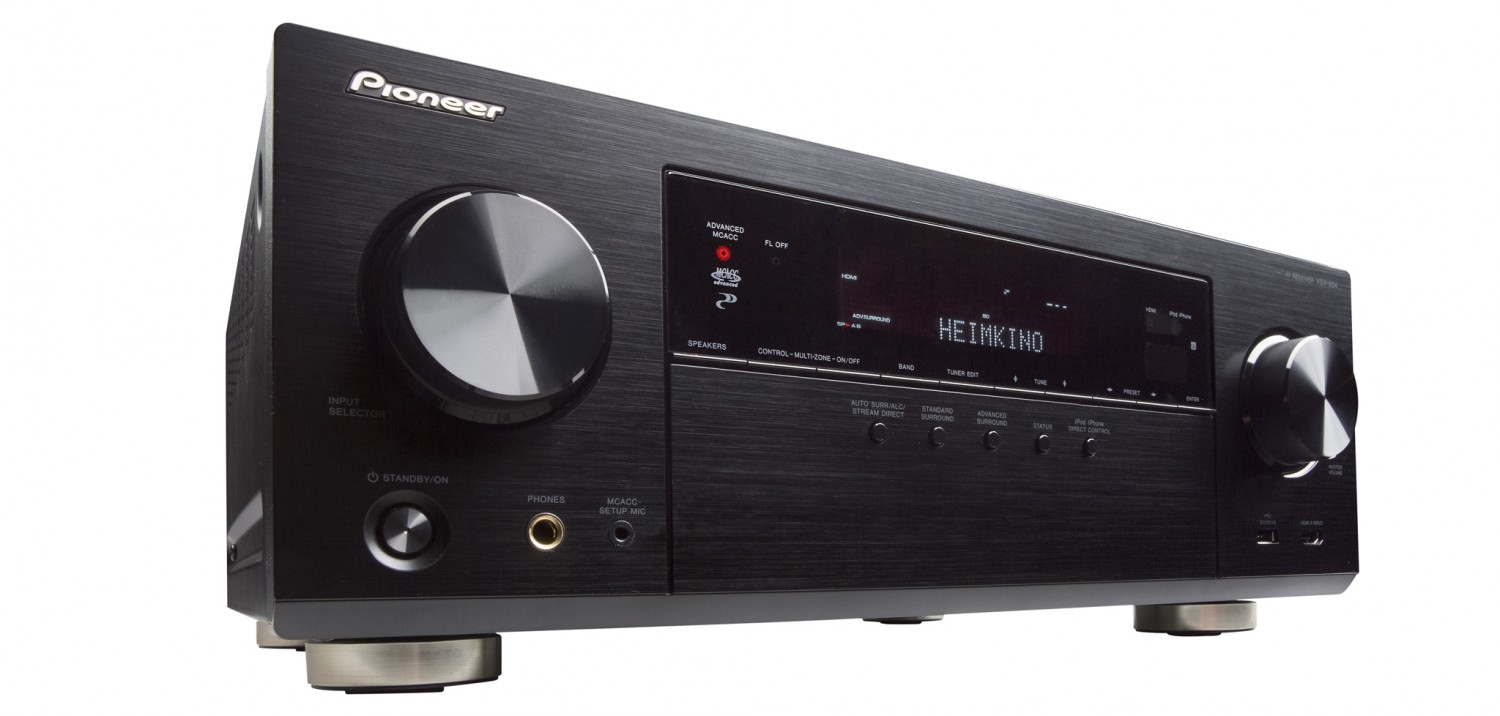 test av receiver pioneer vsx 924 sehr gut seite 1. Black Bedroom Furniture Sets. Home Design Ideas