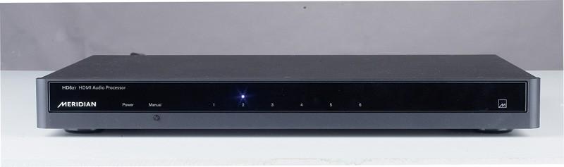 AV-Sonstiges Meridian HD621, Meridian G61R im Test , Bild 5