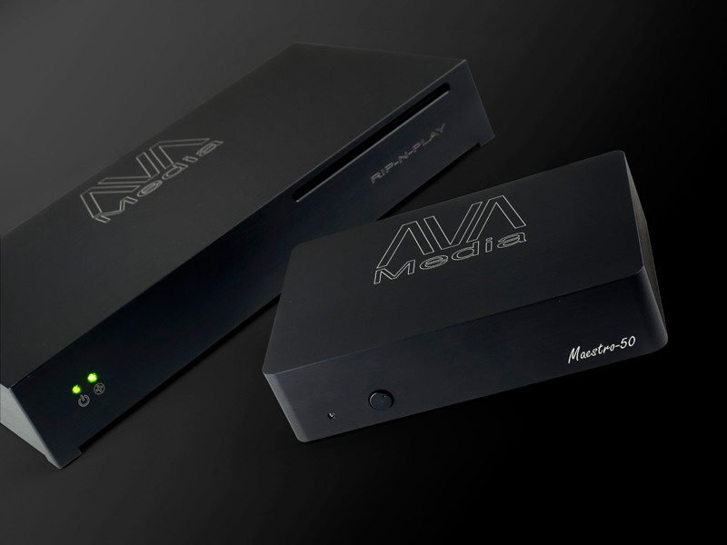 DLNA- / Netzwerk- Clients / Server / Player Ava Media Rip-n-Play, Ava Media Maestro-50 im Test , Bild 1