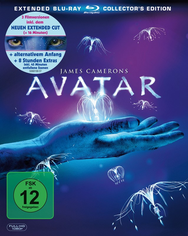 Blu-ray Film Avatar – Ext. Coll. Edition (Fox) im Test, Bild 1