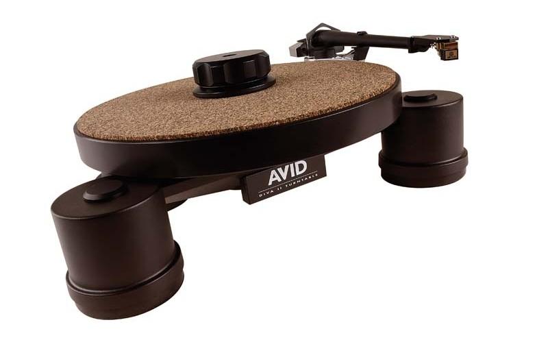 Plattenspieler Avid Diva 2 im Test, Bild 1