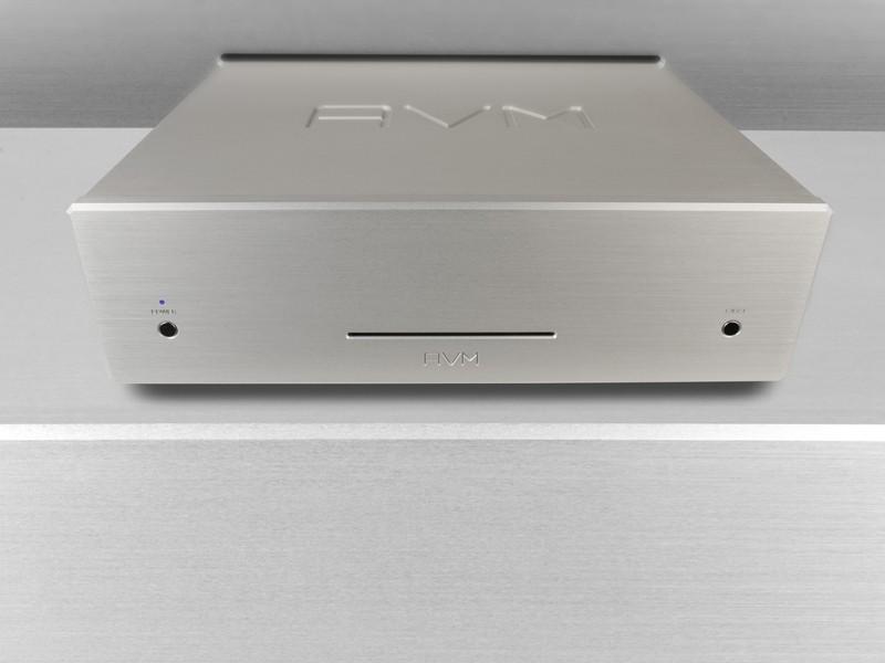 Musikserver AVM ML8S im Test, Bild 1
