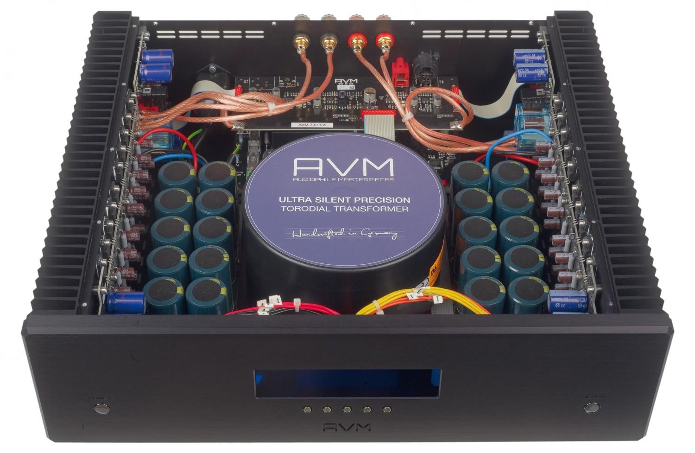 D/A-Wandler AVM Ovation SD 8.2, AVM Ovation MA 6.2 im Test , Bild 9