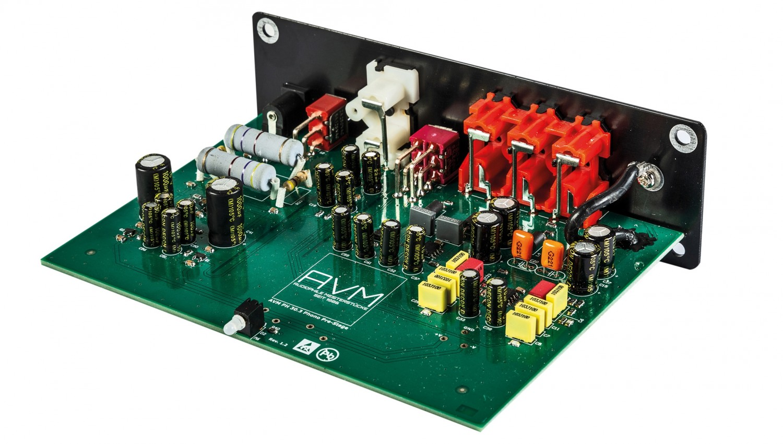 Phono Vorstufen AVM PH 30.3 im Test, Bild 5