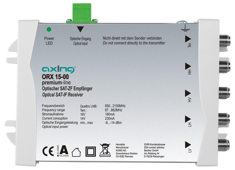 Zubehör Heimkino Axing OTX 51-00, Axing ORX 15-00 im Test , Bild 2