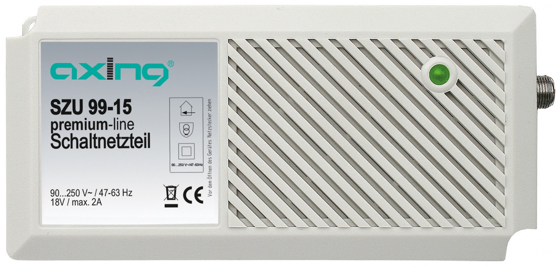 Sat-Anlagen Axing SES 984-06 im Test, Bild 3
