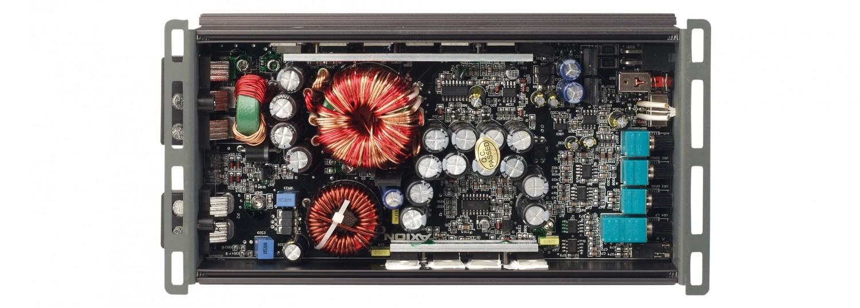 In-Car Endstufe Mono Axton A101, Axton A401, Axton A601 im Test , Bild 5