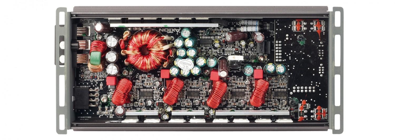 In-Car Endstufe Mono Axton A101, Axton A401, Axton A601 im Test , Bild 6
