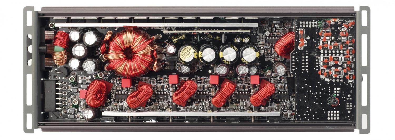 In-Car Endstufe Mono Axton A101, Axton A401, Axton A601 im Test , Bild 7