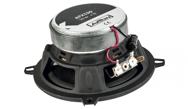 Car-HiFi-Lautsprecher 10cm Axton ATX100, Axton ATX130, Axton ATX165 im Test , Bild 3