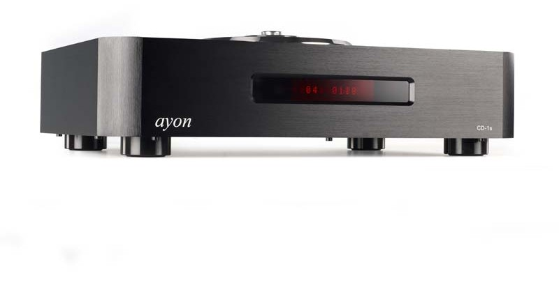 CD-Player Ayon CD-1 s im Test, Bild 1