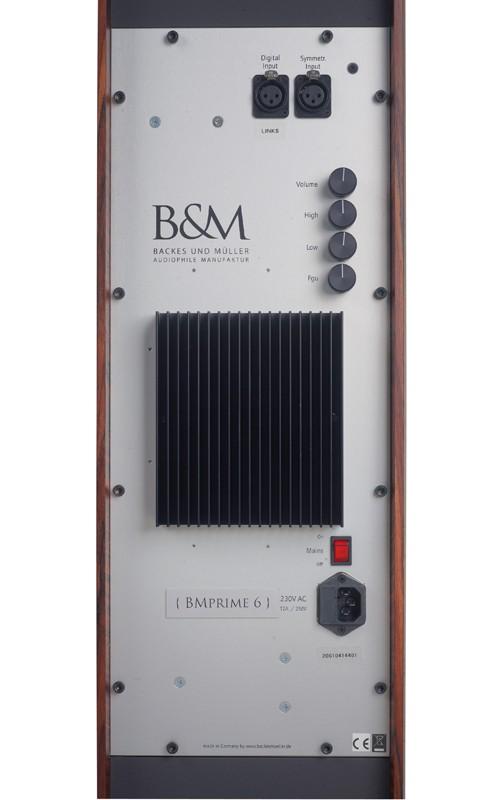 Lautsprecher Stereo Backes & Müller Prime 6 im Test, Bild 7