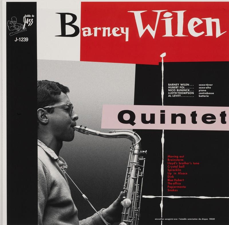 Schallplatte Barney Wilen Quintet – Barney Wilen Quintet (SAM Records) im Test, Bild 1