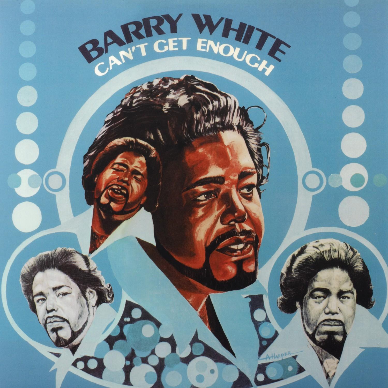 Schallplatte Barry White - Can't Get Enough (Audio Fidelity) im Test, Bild 1