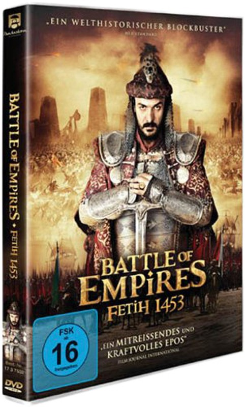 DVD Film Battle of Empires - Fetih 1453 (Ascot) im Test, Bild 1